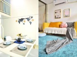 Hotel Foto: Easycloud Home Apartment Opposite to Gulangyu