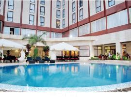 Photo de l'hôtel: Djeuga Palace Hotel