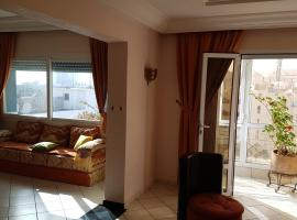 Hotel photo: Large 2 bedroom luxury apartment
