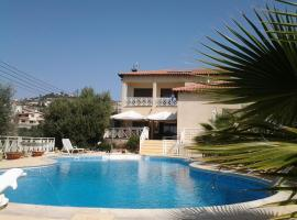 A picture of the hotel: Villa Agios Tychonas