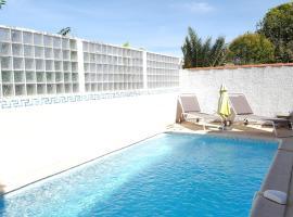 Photo de l'hôtel: VILLA 6 PERSONNES AVEC PISCINE MONTPELLIER-LATTES
