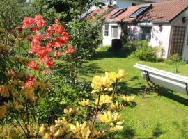 Hotel photo: Gîtes La Charmille (le Cerisier 4pers.+Les Pivoines 2 pers.)