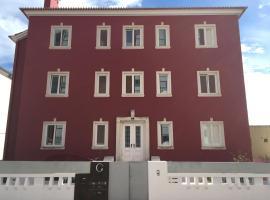 Hotel photo: Casa dos Carvalhos - Quarto Sereia