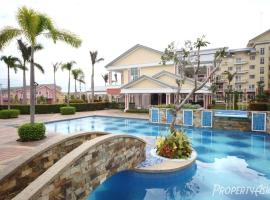 Hotel photo: Marcelin's Place Pacific Residence Ususan Taguig