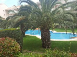 Hotel photo: Apartamento de Playa