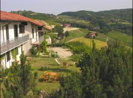 Hotel photo: Cà dra Topia (the Grape Pergola House) near Alba. Charming house - Italy
