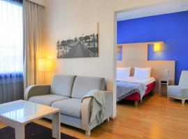 A picture of the hotel: Hotel Bepop