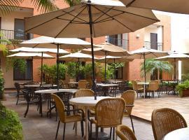 Hotel near אואחאקה