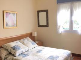 Hotel photo: Habitación doble (padel, piscina, surf y montaña)