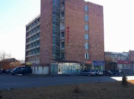 Hotel near Gawar