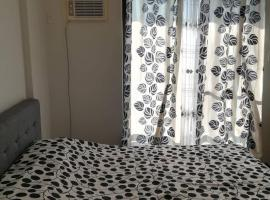 Hotel photo: Affordable Staycation in Taguig