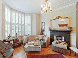 Foto di Hotel: Charming 1 bed w/garden in Hammersmith