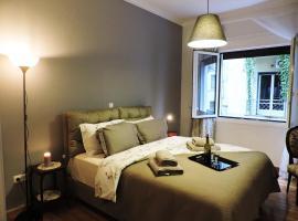 Hotel photo: Luxurious Athens Center Apartment