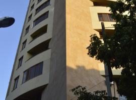 Hotel photo: new buliding cosy apartament