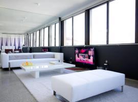 Hotel photo: Kontaki Design Loft Athens