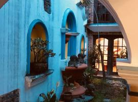 A picture of the hotel: Saltri Townhouse - Antigua Guatemala