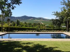 Hotel photo: Family Home in Cape Winelands