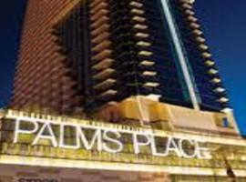 A picture of the hotel: Fantastic palms place with strip views 23rd floor