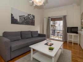 Hotel photo: Plaka Family Apartment,in the Heart of Gods