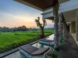 Hotel photo: Wadari Retreat Villa Ubud