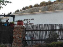 Hotel photo: Cuevas La Solana