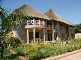 Hotel near Gulu