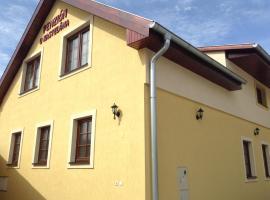Hotel near Zamek Spiski