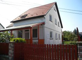 Hotel photo: Holiday home in Agard/Velence-See 35236