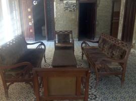 Hotel near Larkana