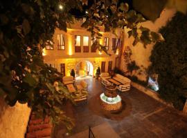 Hotel photo: Aja Cappadocia Cave Hotel