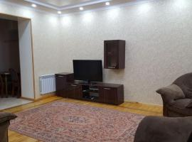 A picture of the hotel: Afrasiab Apartment