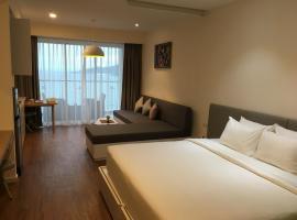 Ξενοδοχείο φωτογραφία: Ocean view studio - 23rd floor