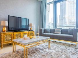 Hotel photo: Bravoway Burj Vista in Downtown Dubai