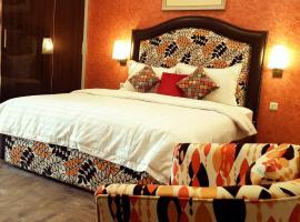 Hotel photo: Hayyat Luxury Hotel Apartments