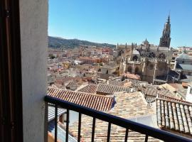 Hotel photo: Apartamento PRANA Junto al Alcázar
