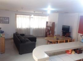 Фотографія готелю: Apartamento El Trebol
