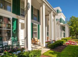 Hotel photo: The Equinox Resort