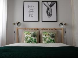 酒店照片: Picoas Garden Apartment (NEW)