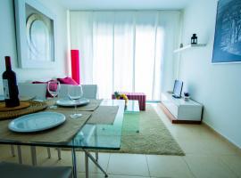 ホテル写真: Luxury apartment on Icod de los Vinos
