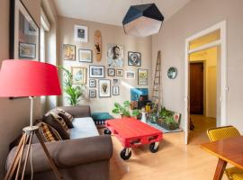 Hotel photo: Ideally located Flat - Near Part Dieu