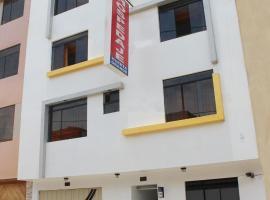 Hotel near Чан-Чан