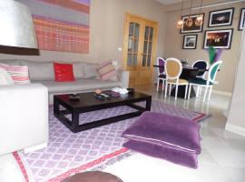 Hotel photo: L'appartement des artistes