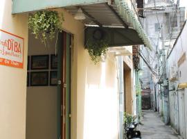 Hotel fotografie: Nhà nghỉ DÌ BA (Mrs 3 guesthouse)_ foody street