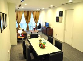 Hotel photo: Binjai 8 Premium Soho