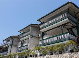 Hotel near Port Moresby