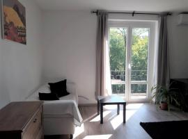A picture of the hotel: Spacious 1-bedroom apartment