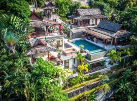 Hotel photo: Amazing Surin beach 6bedroom sea view villa