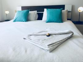 Foto di Hotel: Luxury Beach Apartment
