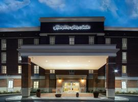酒店照片: Hampton Inn & Suites New Albany Columbus