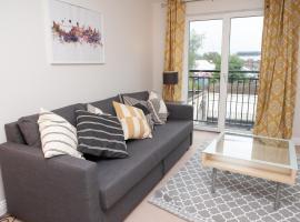 호텔 사진: Lovely 1 Bedroom Apartment in Central Bristol